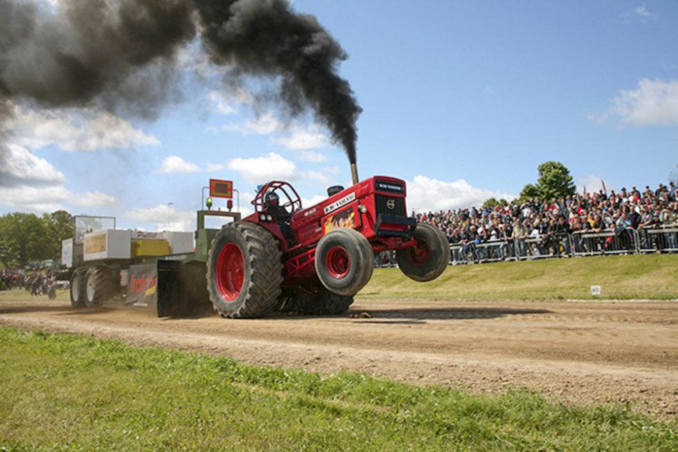 Ny Traktor Power!