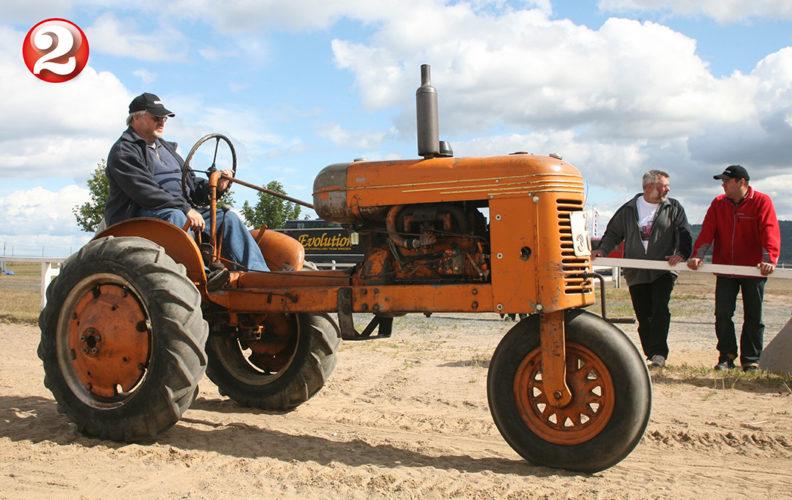 Traktorkalender 2 december!