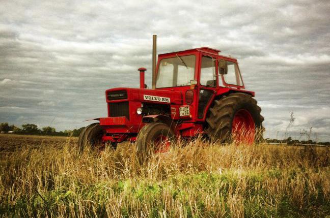 Månadens traktorbild