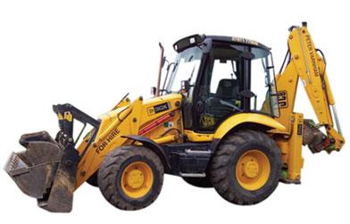 JCB skickar maskiner till katastrofområde
