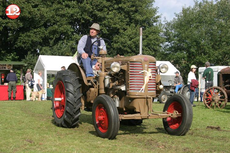 Ny traktorlucka!