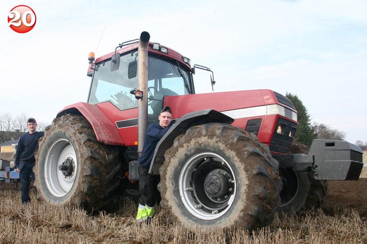 Traktorlucka 20
