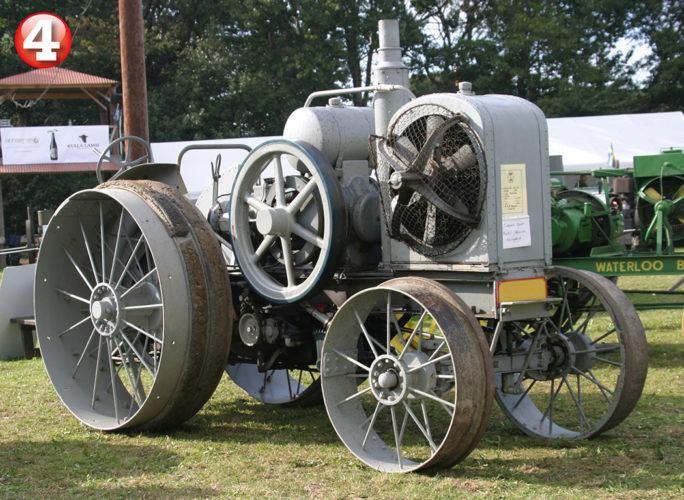 Traktorlucka 4!