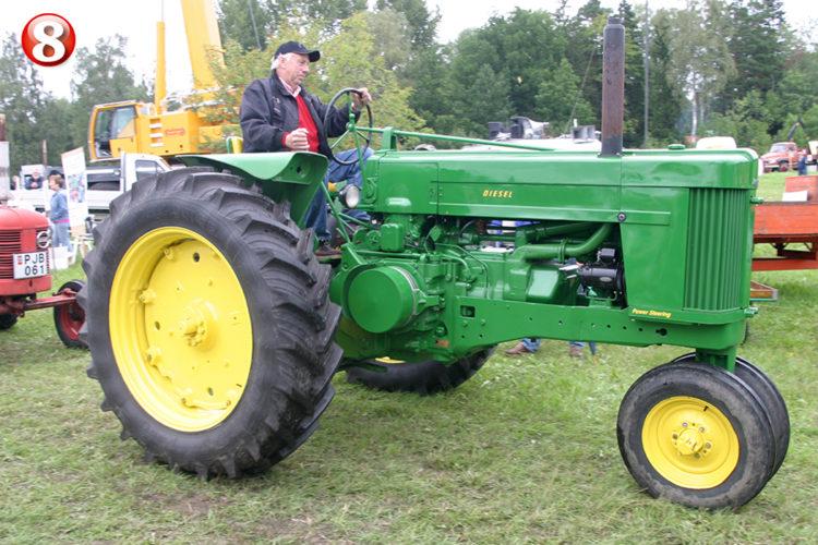 Vilken traktor är det?