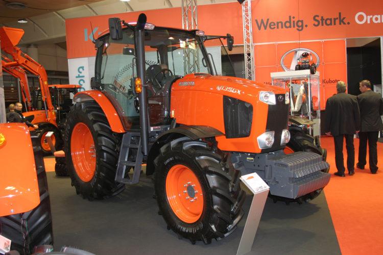 Kubota köper fransk traktorfabrik