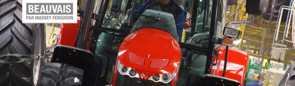 Frankrike och Tyskland toppar traktorligan