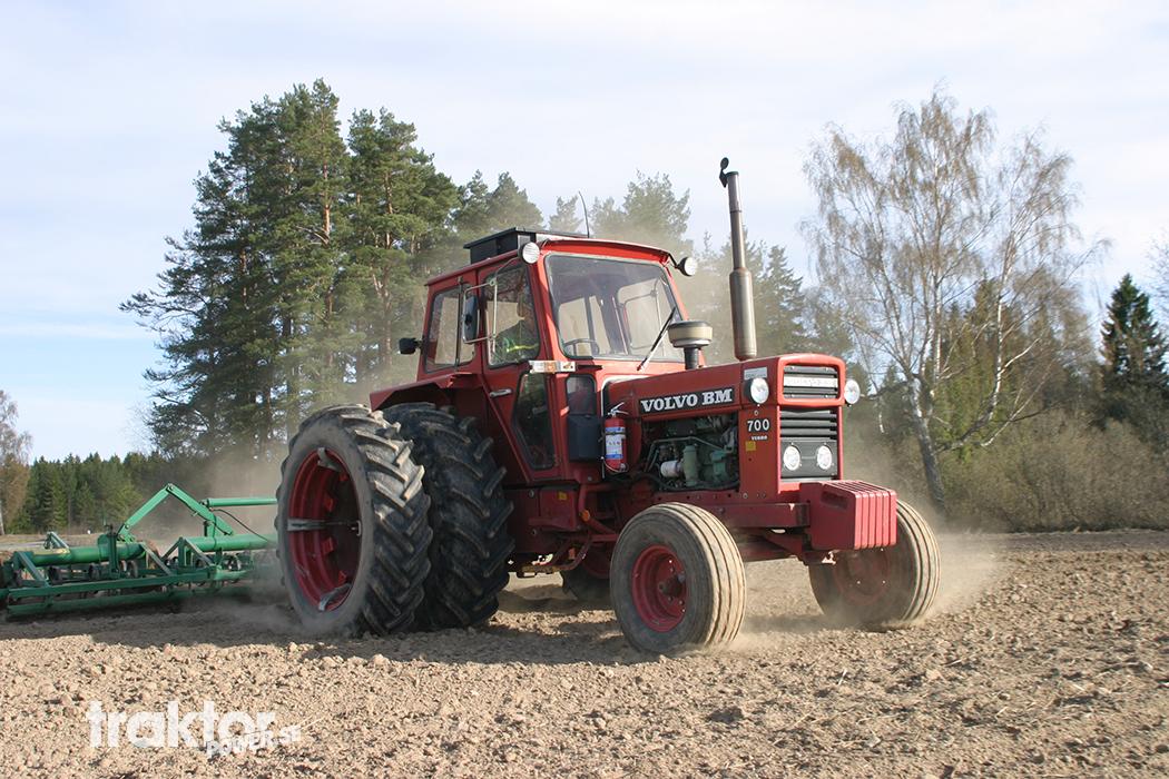 Turbo-Volvon släpper loss | Traktor Power