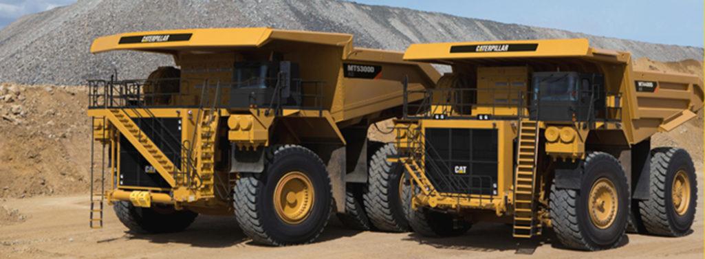 Goda utsikter för gruvmaskiner till 2017