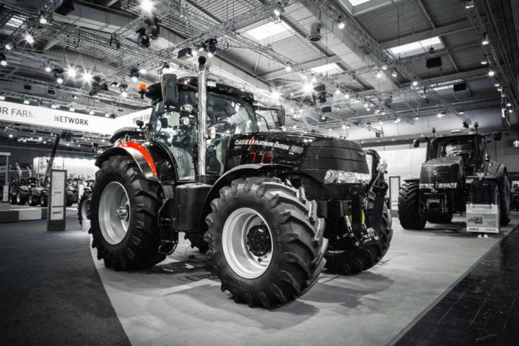 Danmarks mest sålda traktor