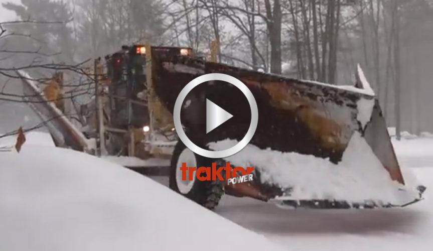 Volvos snowkiller