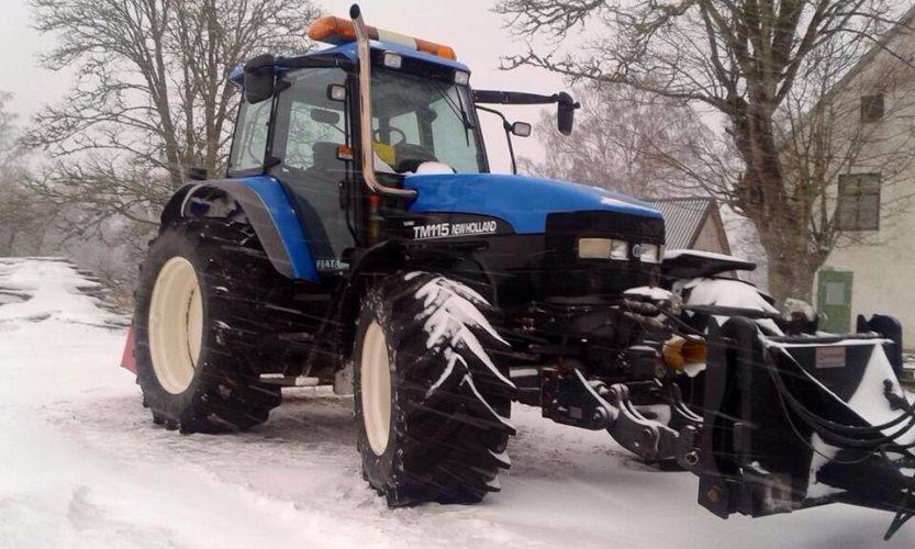 JÄÄH, snötime!