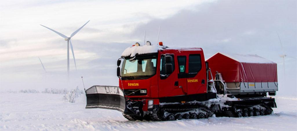 Bandvagnar från Skellefteå till Georgien
