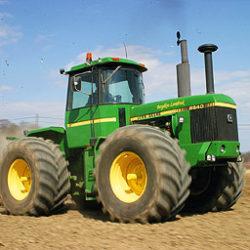 ENGELSMAN erkänner sex med 450 traktorer.