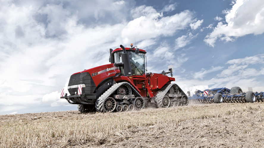 Case IH avancerar in i Ukraina