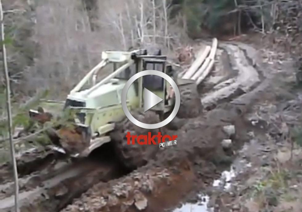 Surhålsteknik i skogen!