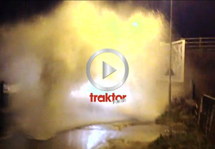 Tsunami-traktorn!!!