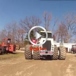 Big Bud 525 regerar på stäppen!