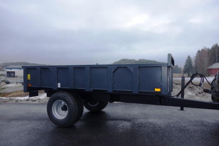 Nya dumpervagnar från Trejon