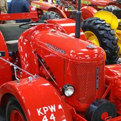 Big engelsk traktorshow!