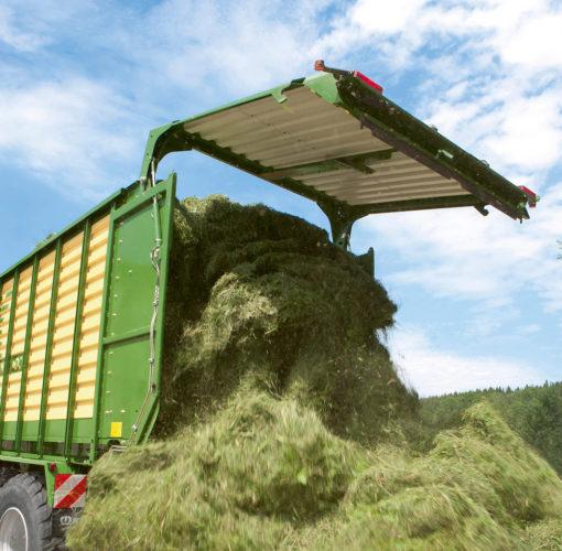 Krone rekordsäljer lantbruksmaskiner