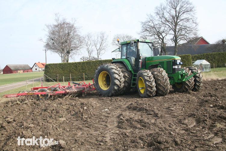 Vårbruk i Traktor Power!
