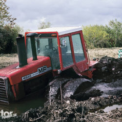 Stora traktorer – Big party!