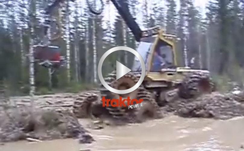 Eco Log i Ryssland!