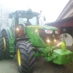 Ny grön 170-hästare
