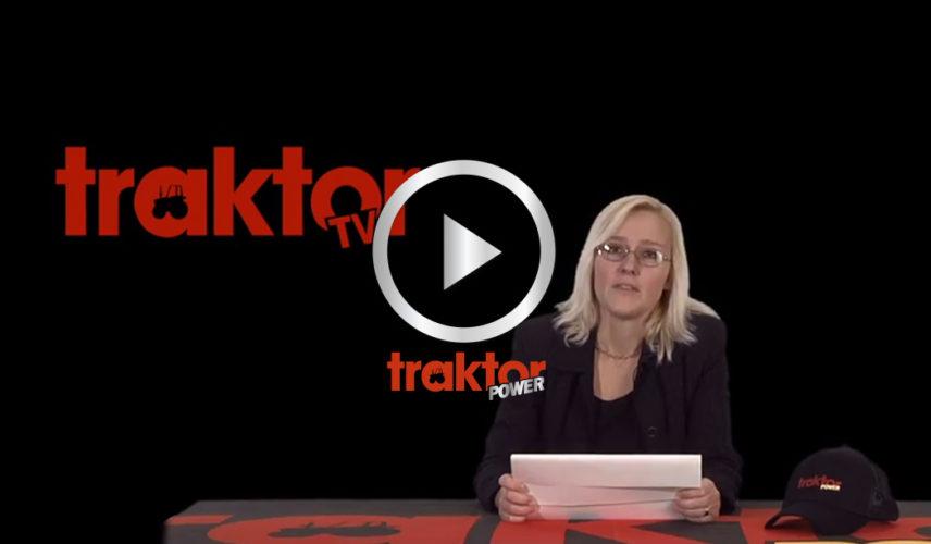 Premiär för Traktor-TV!