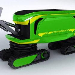 Agribot – polsktillverkad robottraktor