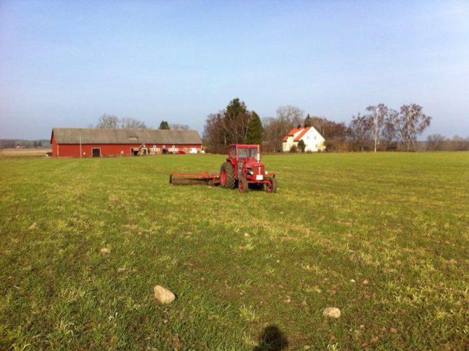 Vårbruk i Östergötland