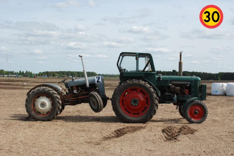 Traktorpulling!?