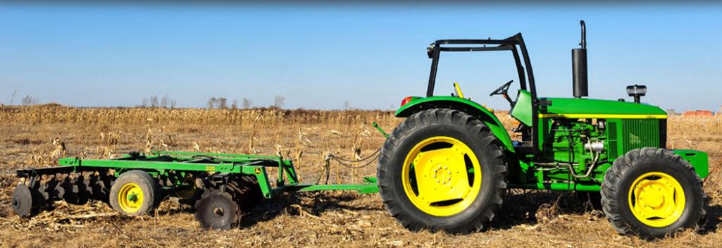 Kina rusar fram som traktortillverkare