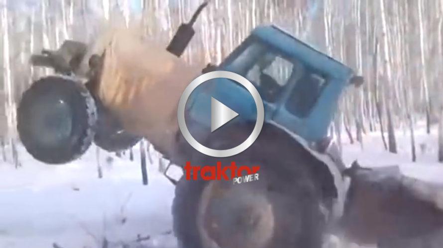 Rysk vilde kör hem ved