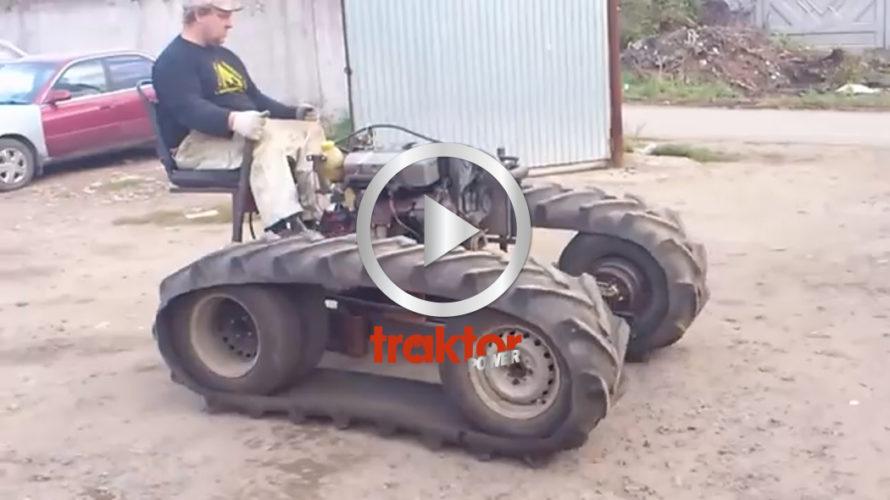 KOLLA de skurna traktordäcken!