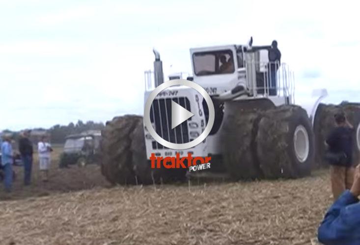 Världens största traktor