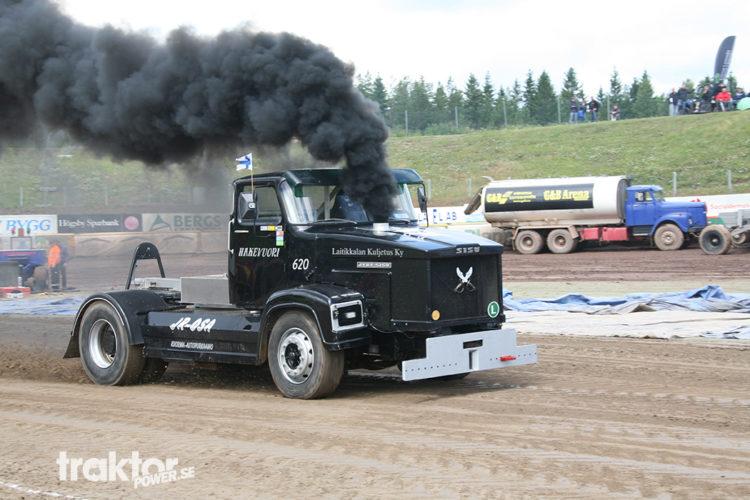 Vinn Målilla Traktor Power Weekend-biljett