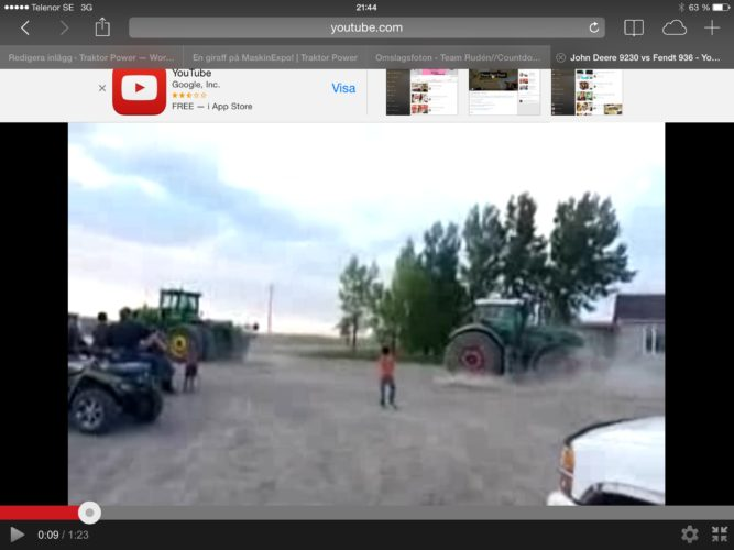 Kolla traktorkampen!