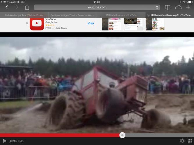 Målilla Traktor Power Weekend!