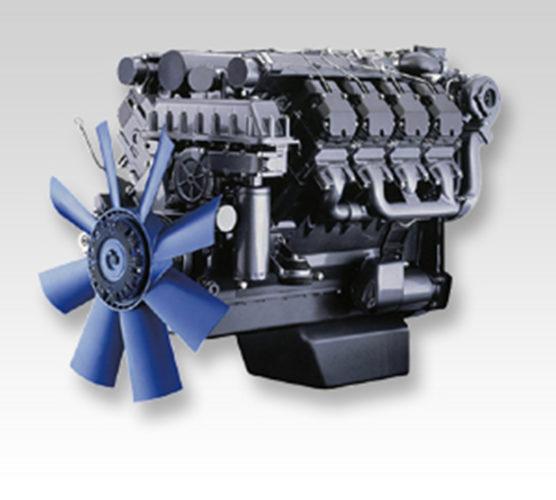 Deutz-motorer säljs fortsatt bra