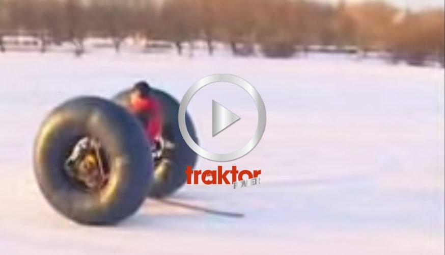 Häftig tvåhjuling!