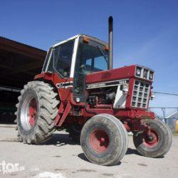 Legenden i Traktor Power nr 8!