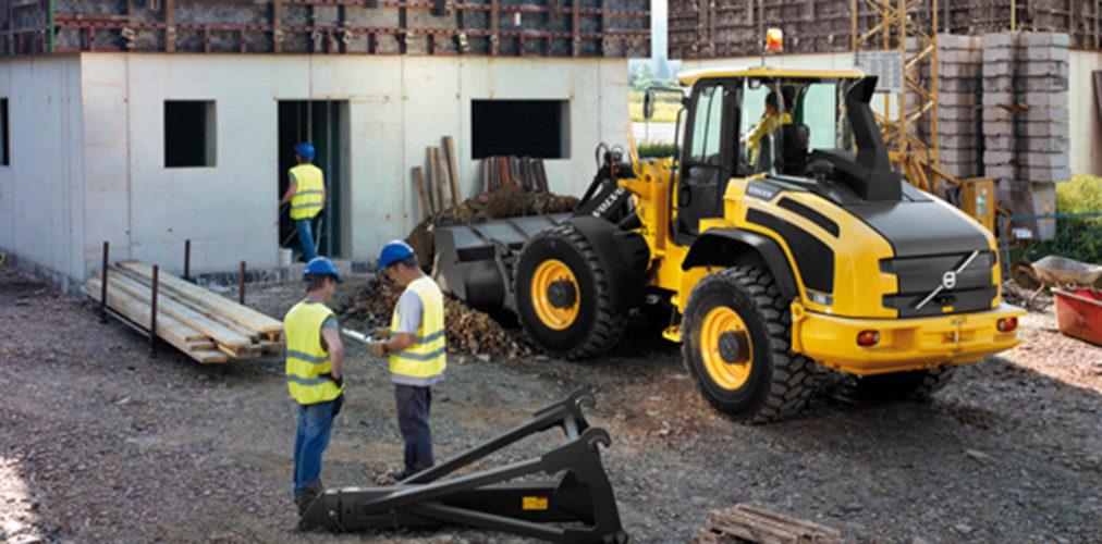 Volvo lanserar lantbrukshjullastare