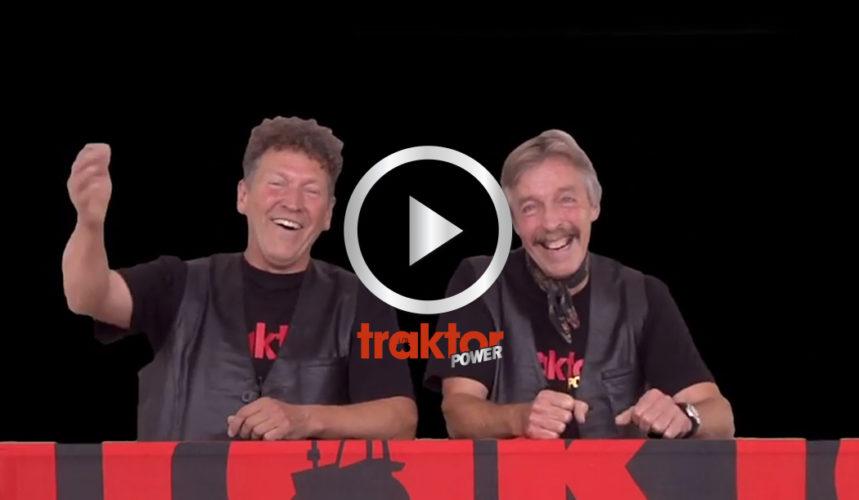 Kenneth & Kenneth på Traktor-TV!