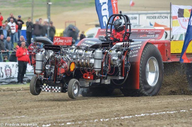 Dansk supertraktor