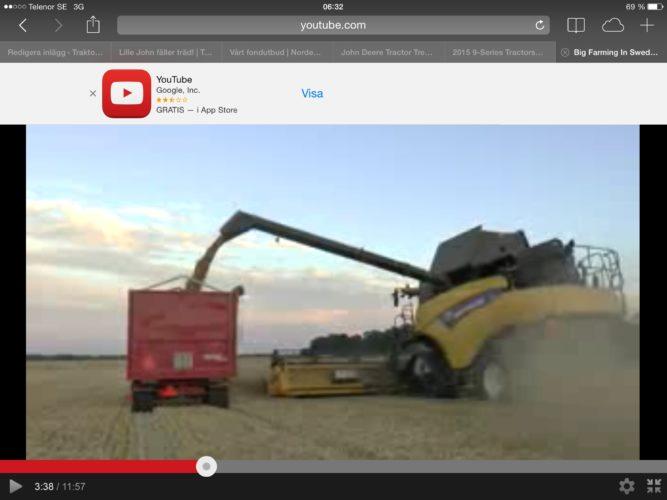 BIG Farming i Sverige!