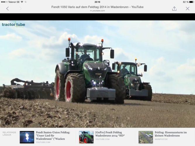 FEM Agritechnica-nyheter!!!
