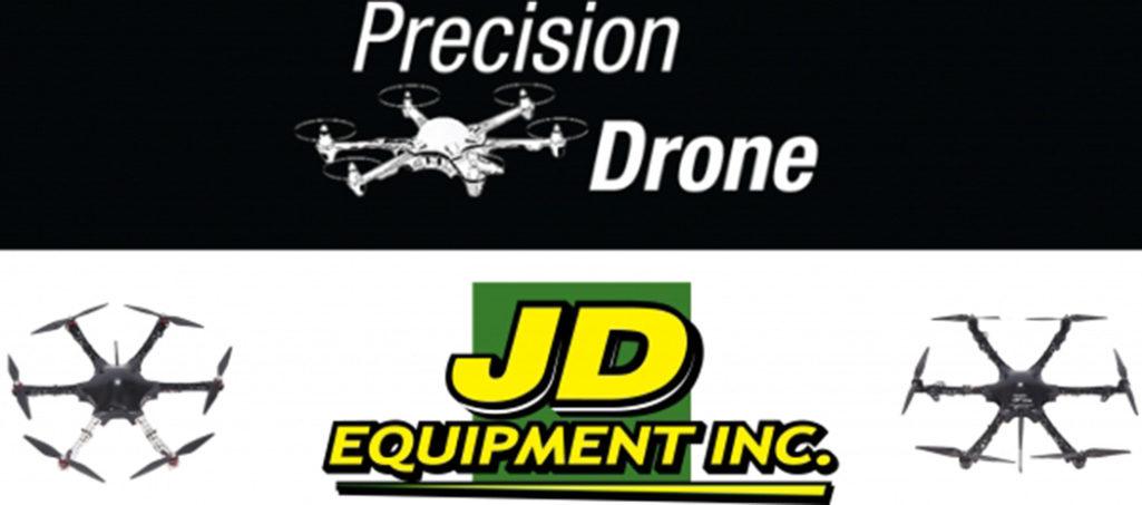 John Deere-firma säljer drönare