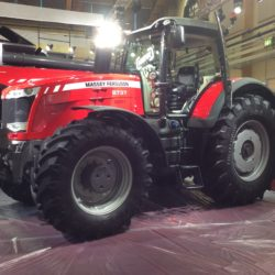 Big Massey på Elmia