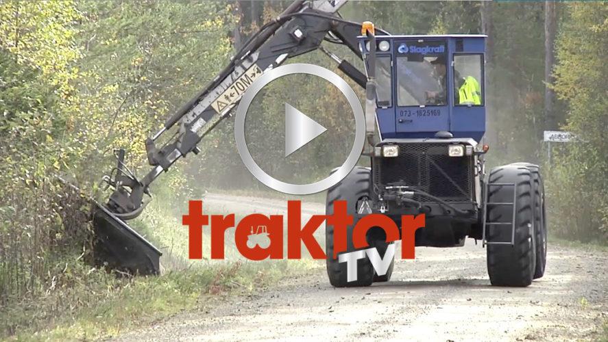 Traktor-TV 15: Med hembyggen!